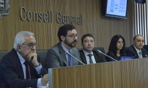 L'AREB ja analitza les dues ofertes rebudes per adquirir Vall Banc comapreixença AREB