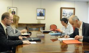 El Govern informa els grups sobre la reforma de les competències