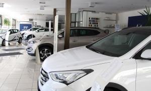 El setembre es van matricular 320 vehicles.