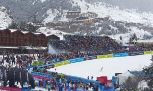 Grandvalira tornarà a tenir unes finals de Copa del Món d'esquí alpí i acollirà les del 2023
