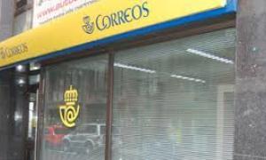 L'oficina de Correus a Andorra.