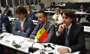 Una delegació del Consell General, observadora a l'Assemblea de la Cosac