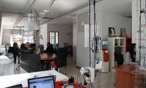 Instal·lacions del Coworking Andorra.