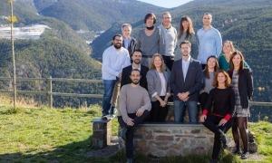 Integrants de la candidatura de Desperta Laurèdia.