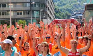 La 8a cursa del Dia de l'esport per a tothom arriba als 2.348 inscrits La 8a cursa del Dia de l'esport per a tothom arriba als 2.348 inscrits