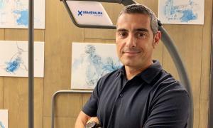 El nou director de màrqueting de Grandvalira, David Ledesma.
