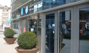 L'oficina de turisme de la Massana.