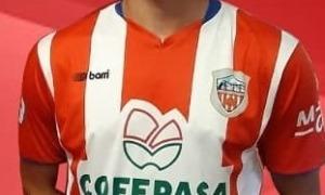 'Berto' Rosas fitxa pel Montsó. Foto: Twitter