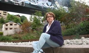 Aranda, guanyadora 'ex aequo' en categoria Recull i acèssit en la de Poema.