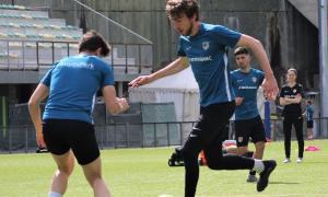 L'FC Andorra farà festa obligada el cap de setmana per el Covid-19