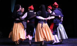 L'Esbart Dansaire d'Andorra la Vella presenta els seus últims deu anys en la segona part de l'espectacle '25+10'  L'Esbart Dansaire d'Andorra la Vella presenta els seus últims deu anys en la segona part de l'espectacle '25+10'