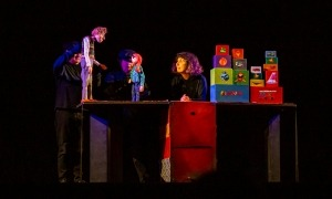 Una actuació del Petit Cap de Setmana de l'any passat.