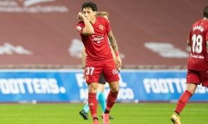 Kike Saverio arriba a l'FC Andorra. Foto: Twitter