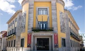 Façana del Museu do Traje a Viana do Castelo.