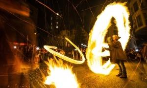 L'útima cremada normal va tenir lloc el 2019 i va desfilar com és reglamentari des del Puial fins a la plaça Guillemó.