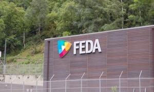 La central de FEDA.