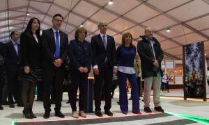 """Marsol destaca que esperen xifres """"rècord"""" en la 39a edició de la Fira d'Andorra la Vella Marsol destaca que esperen xifres """"rècord"""" en la 39a edició de la Fira d'Andorra la Vella"""
