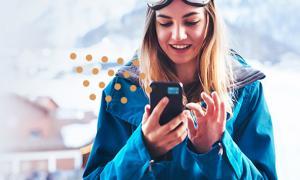 """MoraBanc llança les targetes Sticker """"contactless"""" per promoure els pagaments amb mòbil a Andorra"""