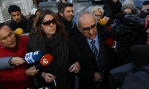 """Els pares de la Nadia declaren que les fotografies investigades són imatges familiars """"normals"""", segons l'advocat  Els pares de la Nadia declaren que les fotografies investigades són imatges familiars """"normals"""", segons l'advocat"""