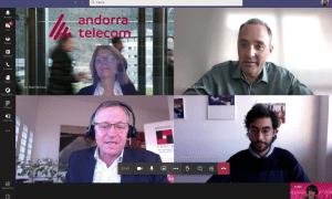 L'acord entre Andorra Telecom i Keiretsu Forum s'ha signat telemàticament.