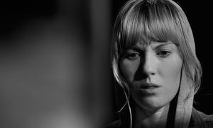 L'actriu, en un 'frame' del curt 'Vesania'.