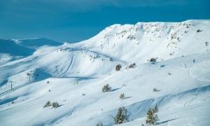 Les pistes d'esquí de Grandvalira.