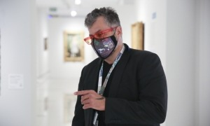 Guillermo Cervera ha sigut el director artístic i comissari de totes les exposicions del Thyssen Andorra des de la inauguració, el març del 2017.