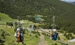 Activitats d'estiu a la zona de Grandvalira.