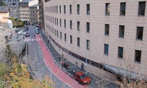 Quedem quatre malalts afectats de Covid-19 a l'hospital Nostra Senyora de Meritxell.