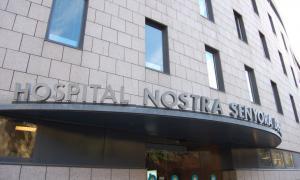 L'hospital ja disposa d'un oncòleg a temps complet