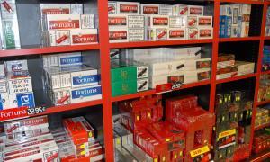 El tabac i l'alcohol procedien d'Andorra i es volien vendre a París.