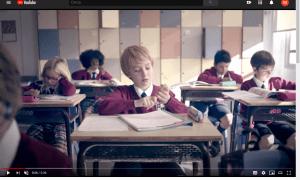 Captura del vídeo 'My passenger' del grup TREZOR.