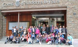 El primer Consell d'Infants del Comú d'Andorra la Vella se celebrarà el 15 de desembre