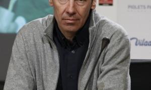 Jaume Esteve, president de la FAM, ha mort aquesta matinada. Foto: BonDia