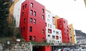 ANA/Edifici del Jovial, a Andorra la Vella.