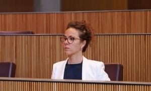 La consellera general socialdemòcrata Judith Salazar.