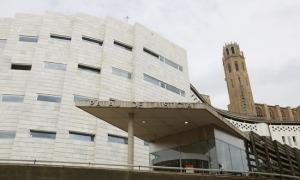 Jutjats de Lleida.