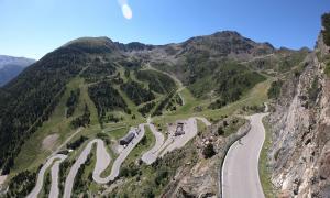 El tancament de la carretera és efectiu des de l'1 de juliol.
