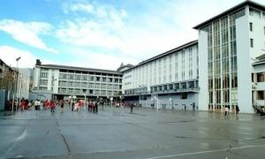 Instal·lacions del centre escolar de la capital alturgellenca.