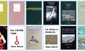 Una desena de novetats comverteixen la poesia en el gènere més prolífic del curs.
