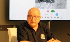 El president de l'AAVA, Lluís Dejuan.