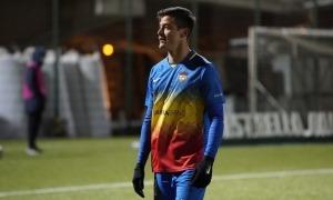 Martín Mantovani, sancionat per un partit. Foto: FC Andorra