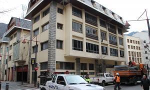 Un tram de l'avinguda Riberaygua es tallarà tres dies abans de la reconversió de Meritxell per a vianants