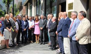 MINUT DE SILENCI: Les autoritats andorranes mostren la seva solidaritat i condemna cap a l'atemptat de Barcelona MINUT DE SILENCI: Les autoritats andorranes mostren la seva solidaritat i condemna cap a l'atemptat de Barcelona