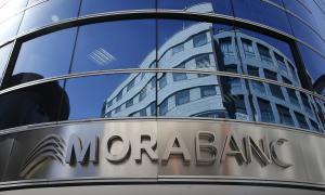 La seu central de MoraBanc.