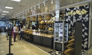 El nou Bakery Coffee Granier a River Centre Comercial.