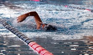 Entre les activitats que es poden practicar hi ha la natació.
