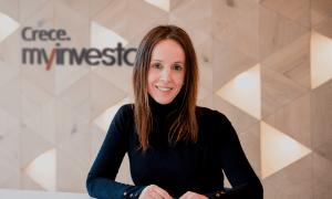 Núria Rocamora, co-ceo de MyInvestor,
