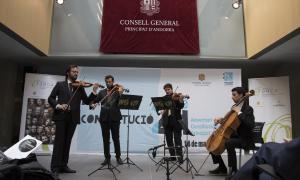 Andorra, Creu Roja, Lògia, Auditori, Ordino, ONCA, Mozart, Flauta màgica