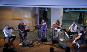 Andorra, ONCA, concert, Casa de la Vall, Isabel Vinardell, Isabelle, Laudenbach